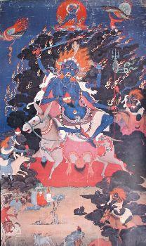 Buddhist Protector: Shri Devi, Dudsolma (Introduction)